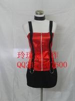 2016 Death Note Misa Amane Cosplay Costume coat skirt neckwear