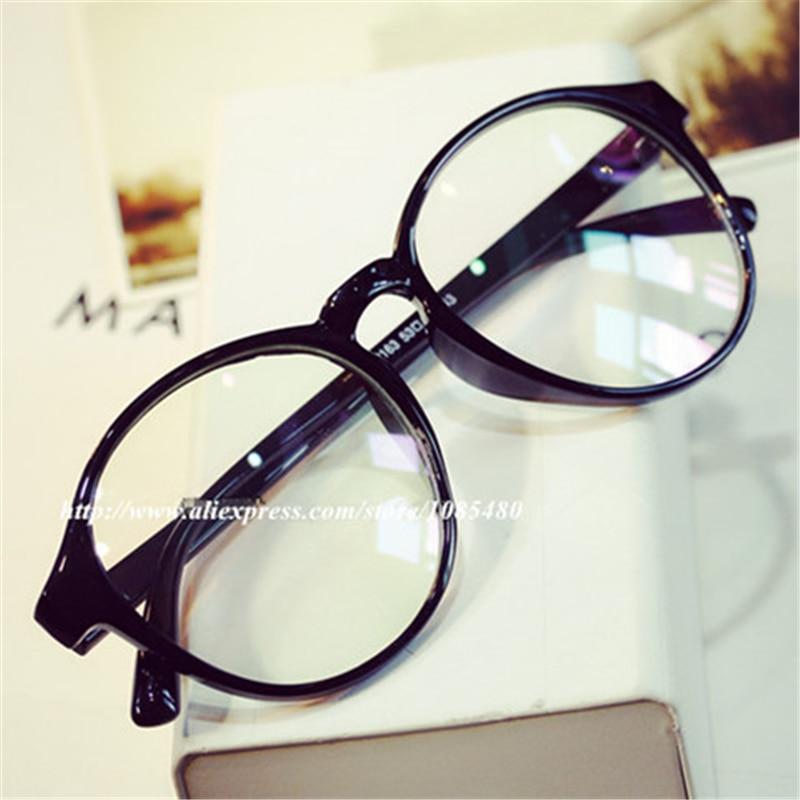 a05a7b507 خمر الكلاسيكية نظارات إطارات النظارات المستديرة درجة قصر النظر النظارات  النظارات الإطار البصرية النظارات إطارات للنساء الرجال