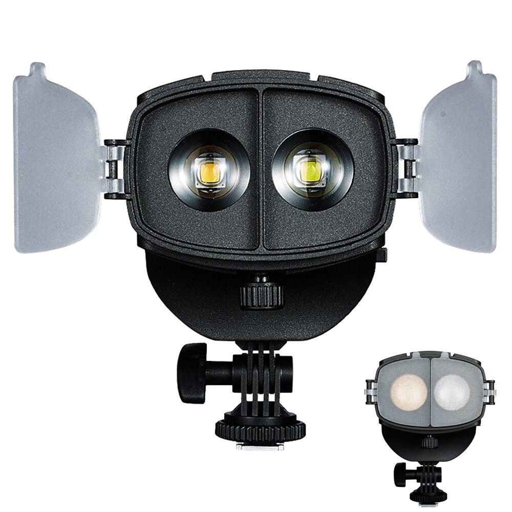 NanGuang CN 20FC LED Photography Light Spotlight Focus LED Video Light for Canon Nikon DSLR Sony