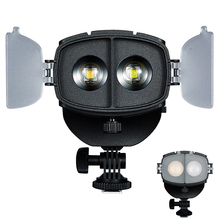 NanGuang CN 20FC LED Photography Light Spotlight Focus LED Video Light for Canon Nikon DSLR / Sony Mirrorless series /Camcorder