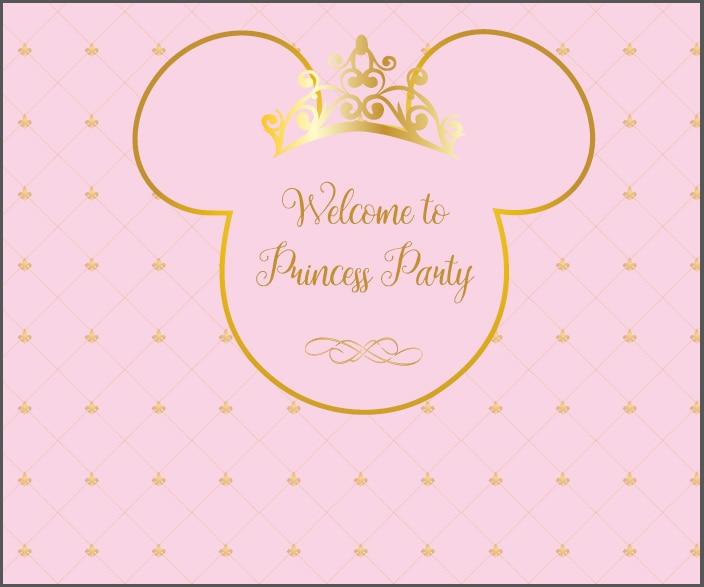 Princess Birthday Invitation Templates was perfect invitations ideas