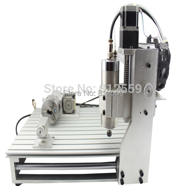 China Mini 3 Axis CNC 3040 Hobby Desktop CNC Router Engraver Machine for Wood, Acylic, Brass, Aluminum Carving Milling cnc 5axis a aixs rotary axis t chuck type for cnc router cnc milling machine best quality