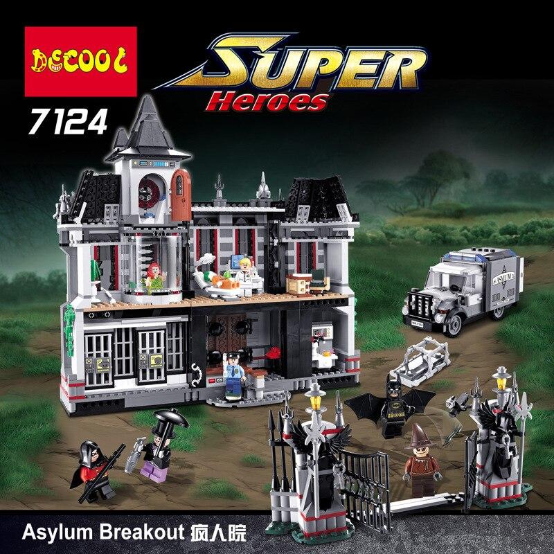 Bouwstenen Compatibel met DG7124 1619 P Modellen Building Kits Blokken Speelgoed Hobby Hobby Voor Chlidren - 2