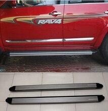 Side Door Step Running Board For TOYOTA RAV4 RAV 4 European model 06 07 08 09 10 11 12 Short Type