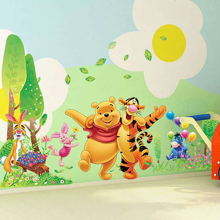 Therefore, you can trust winni.in to deliver cakes online. Winnie The Pooh Wall Sticker Cartoon Tiger Wall Decal Art Stickers Baby Kids Room Poster Wallpaper Adesivo Parede Diy Home Decor In Wall Stickers From Home Garden On Aliexpress