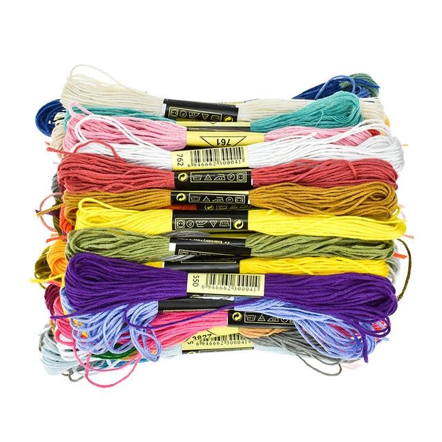 Tienda Online Looen bordado mágico pluma agujas aguja conjunto ...
