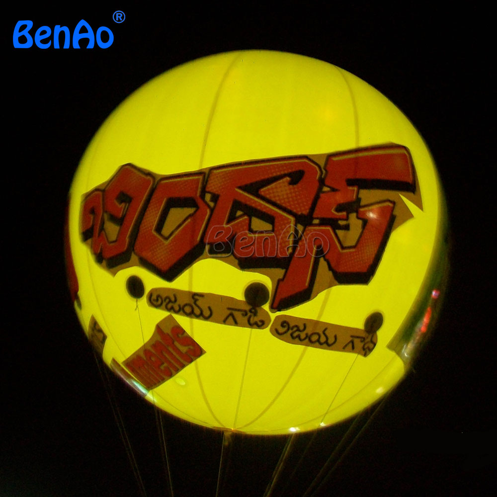 AO089  Free shipping+logo 0.18mm PVC inflatable helium balloon/custom advertising inflatable lighted balloon, Led Helium Balloon inflatable square advertising helium balloon