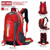 Рюкзак Открытый Спорт Путешествия Альпинизм подняться рюкзак туристический отдых дорожная сумка 40l 50l вьючных мешках