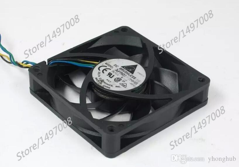 Delta AFB0712HHB 4E50 DC 12V 0.45A 70x70x15mm Server Square fan