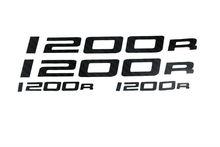 цена на KODASKIN Motorcycle Sticker Decal Carbon 3D for 1200R