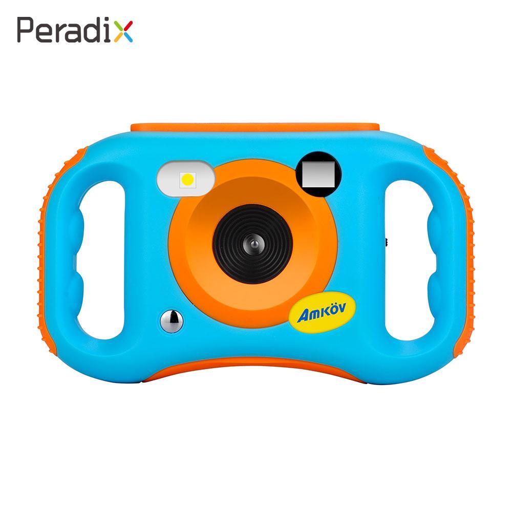 Peradix Enfants Caméra Mini Enfant Caméra Cam 720 p Tir Photographie Selfie Enfants HD