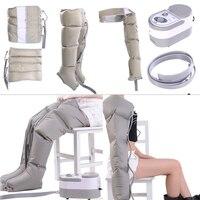 Электрический воздушный компрессионный массажер для тела инфракрасная терапия Талия нога рука расслабляющий инструмент способствует цир