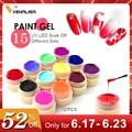 Venalisa painting gel Hot Sell Nail Art uv led 180 colors 5ml professional nail paint color gel polish uv color gel lacquer gels