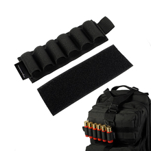 Gun-Accessory Shell-Holder Ammo-Carrier 12GA Backpack Belt-Vest Hunting-Bullet-Pouch