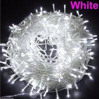 220V EU 100M 600 LED Garland Led Christmas Lights Decoration Wedding Lamp Party Twinkle String Light