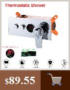 led display digital misturador do chuveiro escondido