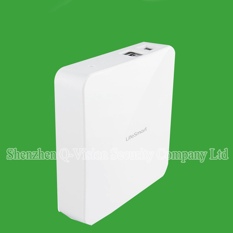 1-Lifesmart Smart Home Automation Smart Station Center Core of  your Home 433MHz Wireless WIFI Remote VIA IOS Android  Phone