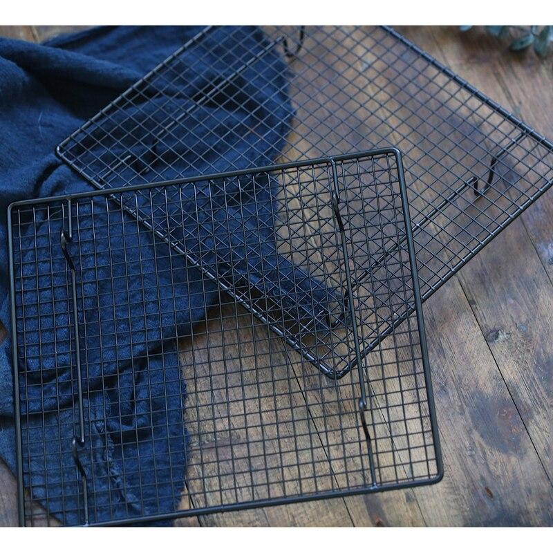 Image 5 - Черный сетчатый поднос для выпечки, подставка для печенья, печенье пирог, хлеба, тортов, охлаждающая стойка, аксессуары для фотосъемки, реквизит для фотографии продуктов питанияАксессуары для фотостудии    АлиЭкспресс