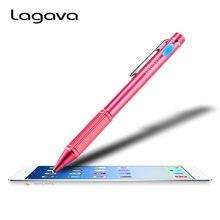Универсальный металлический активный стилус карандаш для планшета
