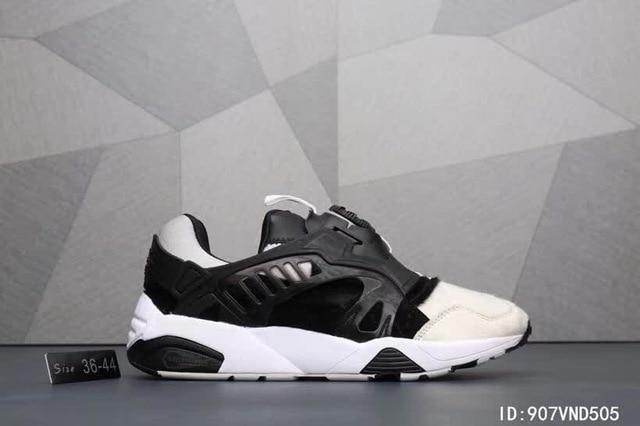 2018 Original New Arrival PUMA Men s Ignite Sneakers Shoes Women s shoes  Breathable Badminton Shoes Size 36-44 ec00e76d3