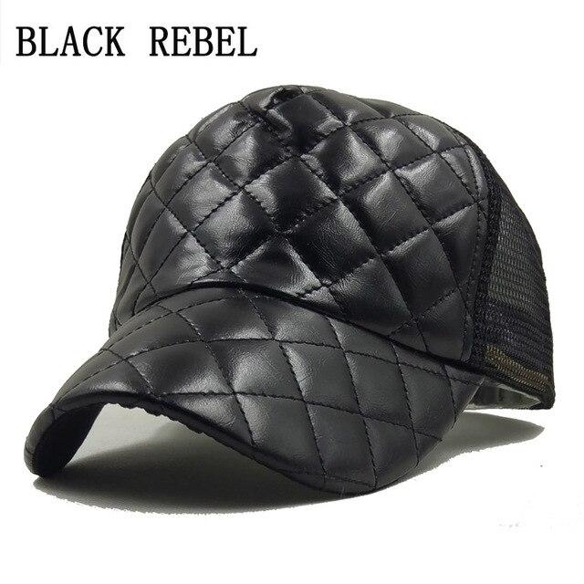 Rebelde negro lavado Denim mujeres gorra de béisbol marca el papá Bone  sombreros para hombres Hip a356daa6f0f