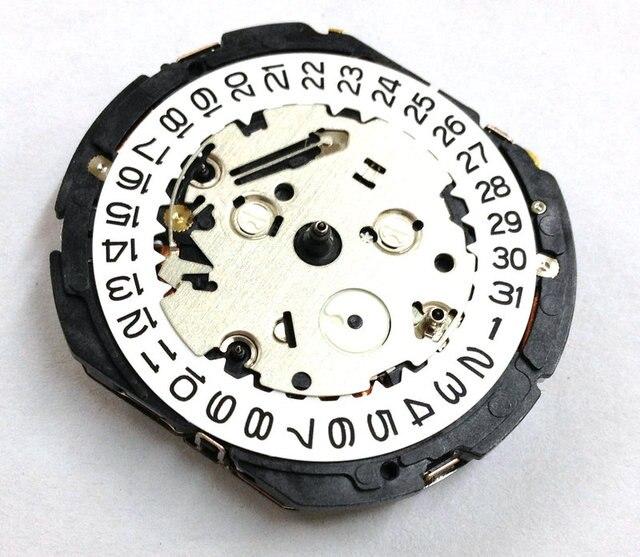 YM62A beweging, dezelfde 7T62A, datum op 3
