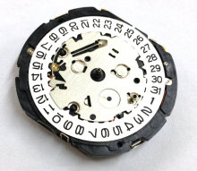 YM62A movement , same  7T62A , date at 3
