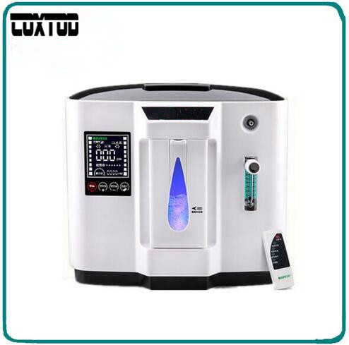 COXTOD 6L Air Purifier Home portable oxygen concentrator generator Air purification machines oxygen concentrators generators medical oxygen concentrator for respiratory diseases 110v 220v oxygen generator copd oxygen supplying machine