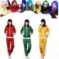 9 Colores unisex traje de Cosplay de Vocaloid Matryoshka Megurine Capucha Abrigo de Vocaloid Hatsune Miku Ropa Deportiva Chaqueta Del Color Del Caramelo
