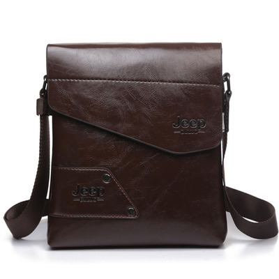 2018 New Men leather famous brand Messenger Bags Bag Fashion Casual Business Shoulder bags for man,Men's Travel Bags NB1805 3
