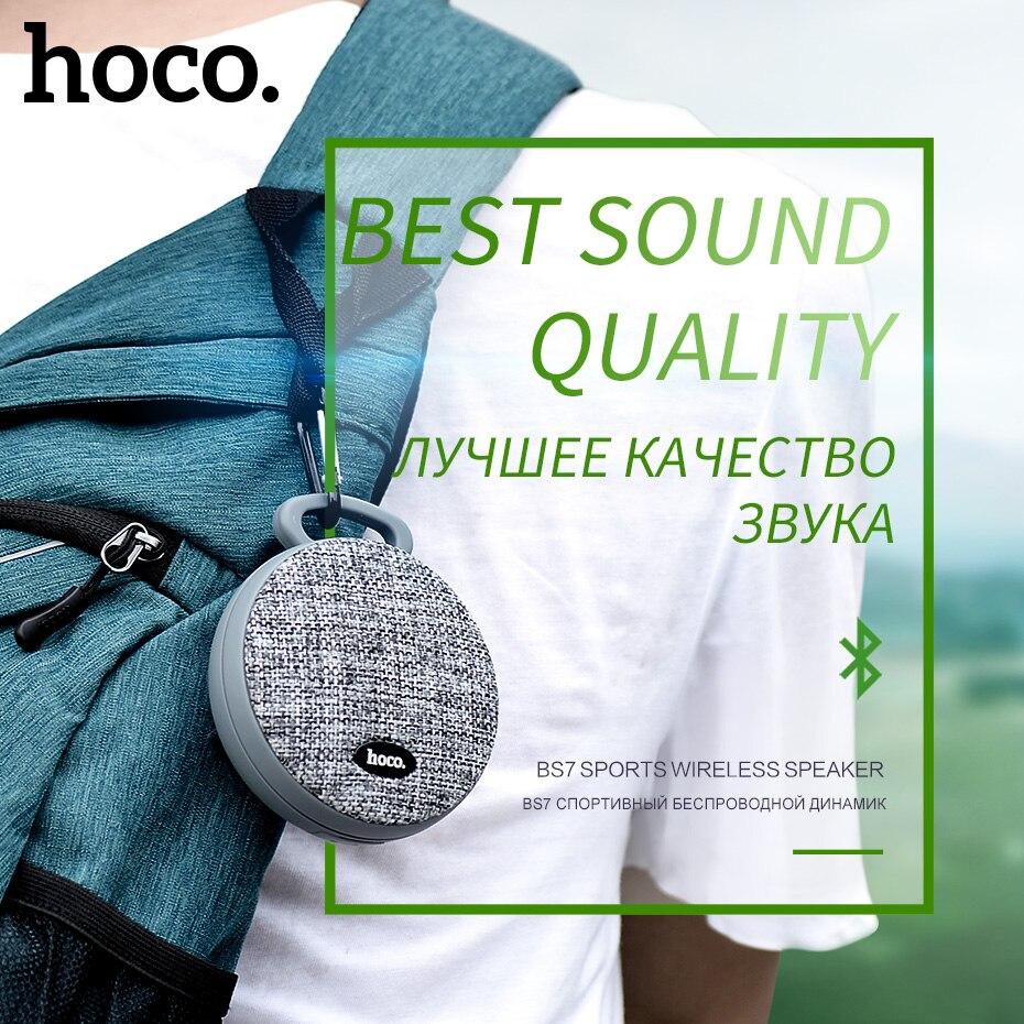 İPhone üçün HOCO Sport Bluetooth Dinamik Portativ AUX, TF Xarici - Portativ audio və video - Fotoqrafiya 2