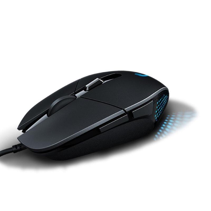 Logitech G302 USB filaire souris de jeu 4000 DPI 6 boutons main droite souris Gamer pour PC ordinateur portable souris - 5