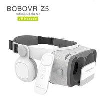 Bobovr Z5 Bobo Casque VR Box Virtual Reality Glasses 3 D 3d Goggles Headset Helmet For Smartphone Smart Phone Google Cardboard