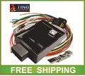 Arrancador de la motocicleta modificada Universal racing CDI caja ajustable digital DC eléctrico con USB V1.0.4 accesorios envío gratis