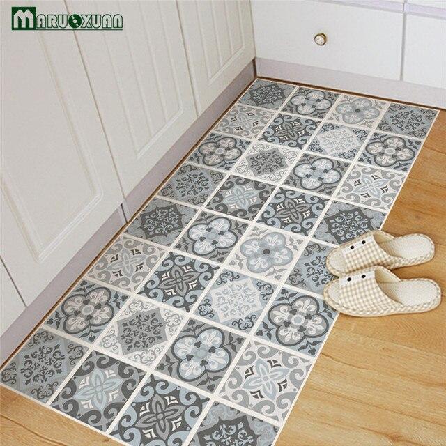 Maruoxuan Nuovo Floor Sticker Adesivi Camera Da Letto Semplice ...