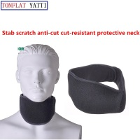 Anti stab Protective Gear/Protective Neck Stab Polymer Material FBI Supplies Self defense Anti Cut Anti hack Full Se Anti Tool