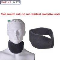 Anti stab Protective Gear/Protective Neck Stab Polymer Material FBI Supplies Self defense Anti Cut Anti hack Full Se Anti Tool