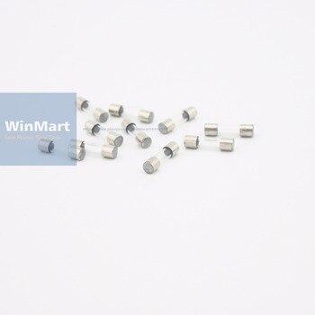 Fusibles con tubo de vidrio de 1a, 3a, 4a, 5A, 10 piezas de 250V y 2a, 10A, 15a, 32Ma, 66 Ma, 250mA, 315mA
