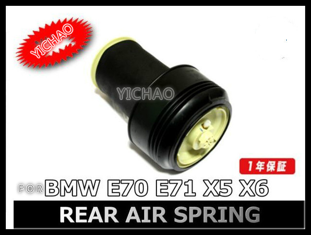 free shipping BRAND NEW FOR BMW X5 REAR LEFT/RIGHT AIR SUSPENSION SPRING BAG 37126790078 cars spring bag brand new premium quality right rear suspension air spring 37121094614 for bmw 5 series wagon