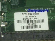 WARRANTY 90 DAYS AVAILABLE NEW +TESTED 800233-501 Laptop Motherboard For HP Pavilion 17-F NOTEBOOK PC