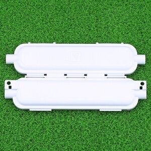 Image 4 - 新 10 個のscアダプタ光防水保護ボックス難燃性保護ボックスftth繊維光学ケーブルアクセサリー
