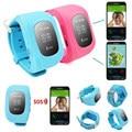 Smart Phone Watch Children Kid Wristwatch W5 GSM GPRS GPS Locator Tracker Anti-Lost Smartwatch Child Guard for iOS Android