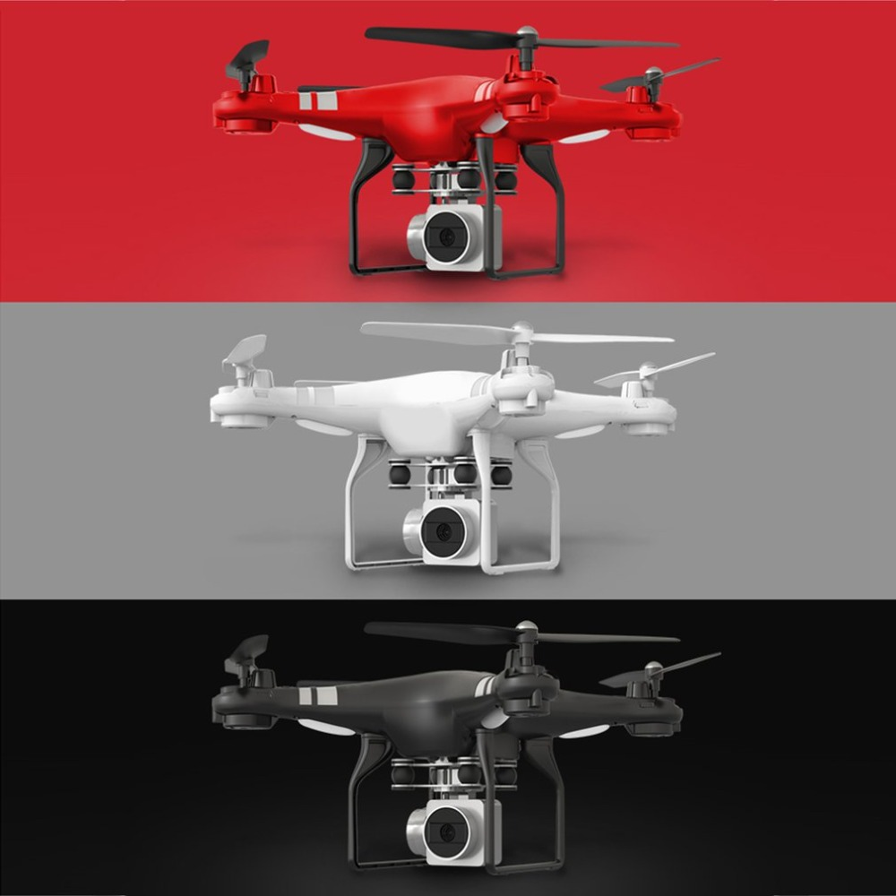 HR Wireless Remote Control Drone Aerial Photography Unmanned Aerial Vehicle Four-axis Aircraft WiFi Real Time Transmission