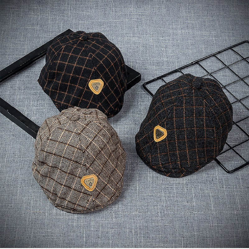 HERSTER Youth Girls World Map Baseball Cap Snapback Cotton Cap Hats