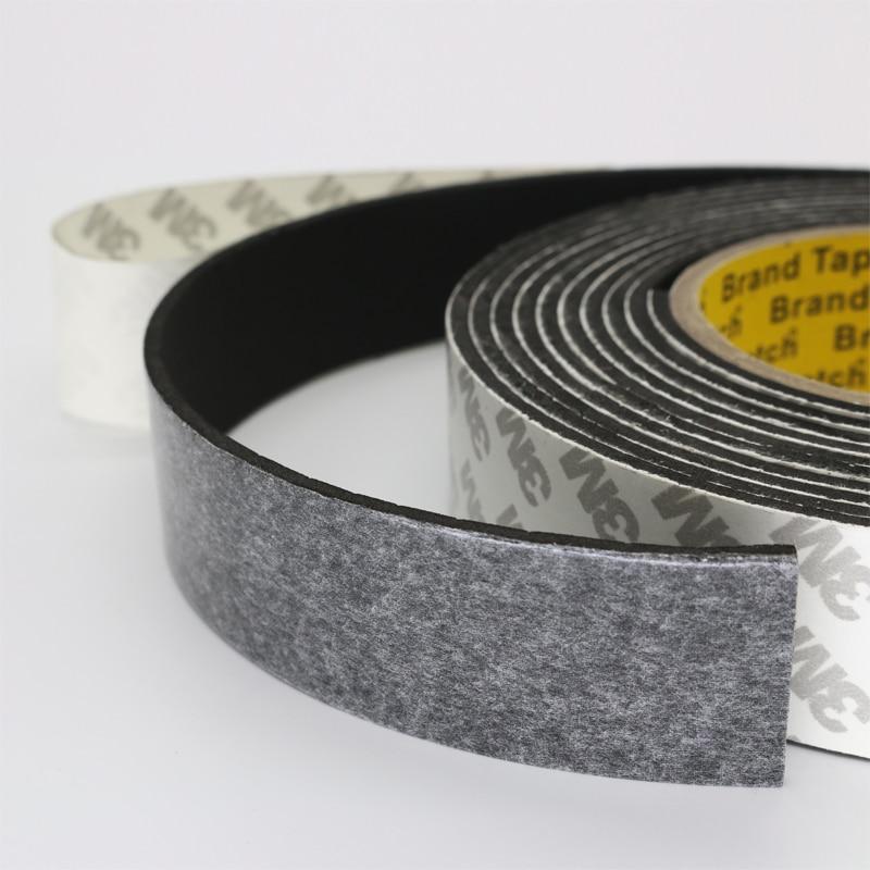 Eva Foam Adhesive Tape Single Sided with  50mm W 3m L 4mm T