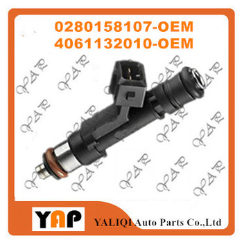 NEW Fuel Injector (5) FOR FIT UAZ 3160 Petrol Gas Fuel Injector 2.9L DAEWOO LACETTI 1.8L 0280158107 0280158101 4061132010 1994-