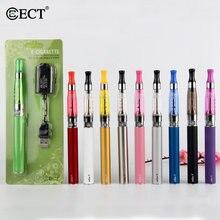 EGO T Blister Ce5 Atomizador Vape Líquido E Kit de Cigarrillo Electrónico E Hookah cigarrillos electrónicos 1.6 ml Cigarrillo Electrónico usb cargador