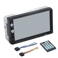 2 Din GPS Video Bluetooth MP5 Screen HD Stereo Multimedia Auto Radio MP5 Player FM Music USB 1080P