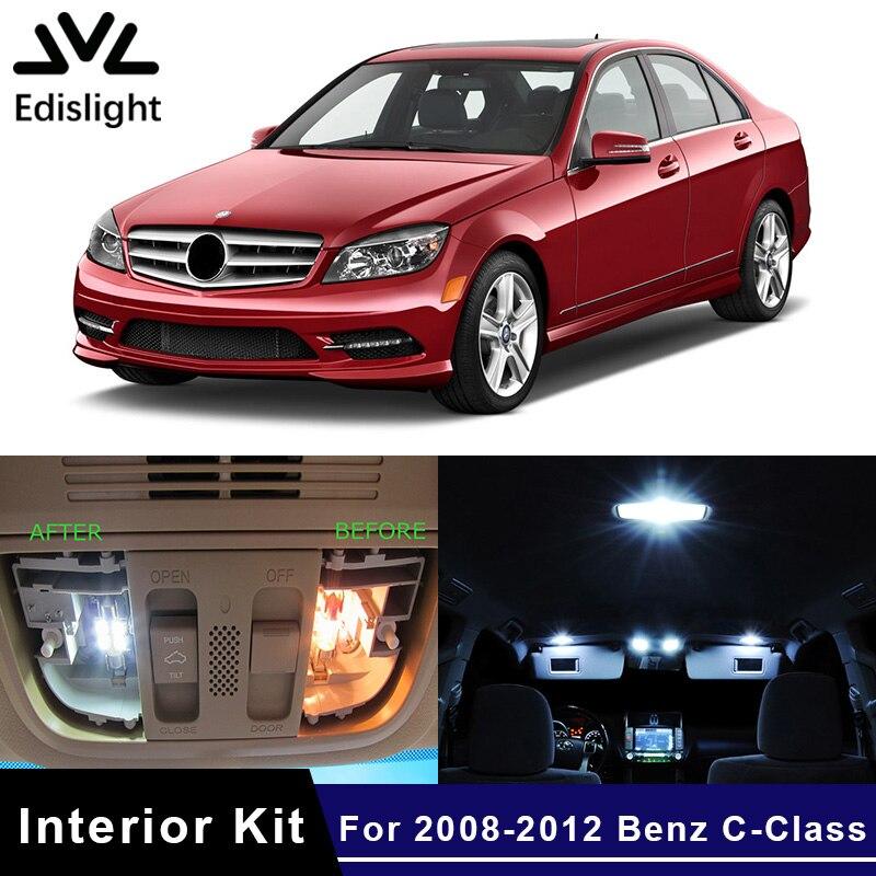 HOT SALE] 22pcs Canbus White Car LED Light Bulbs Interior
