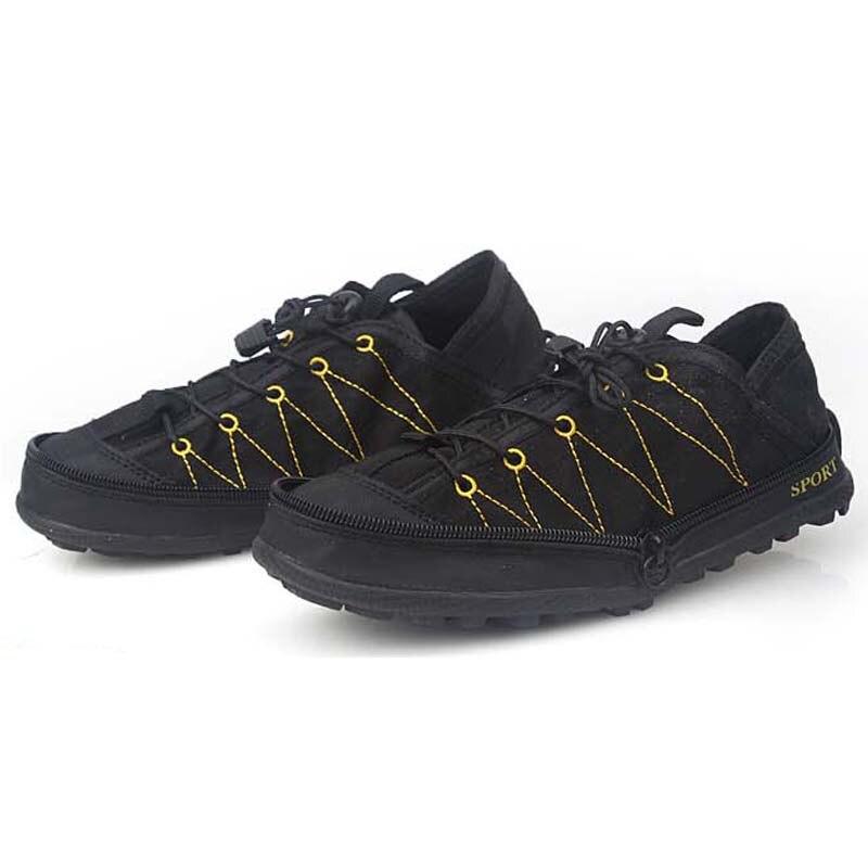 Toile Pliantes Amoureux Hommes Casual rouge Portable Plate jaune Respirant 2018 Mode Portefeuille Hombre Noir gris Chaussures Zapatos Saguaro YqfUxvzgY